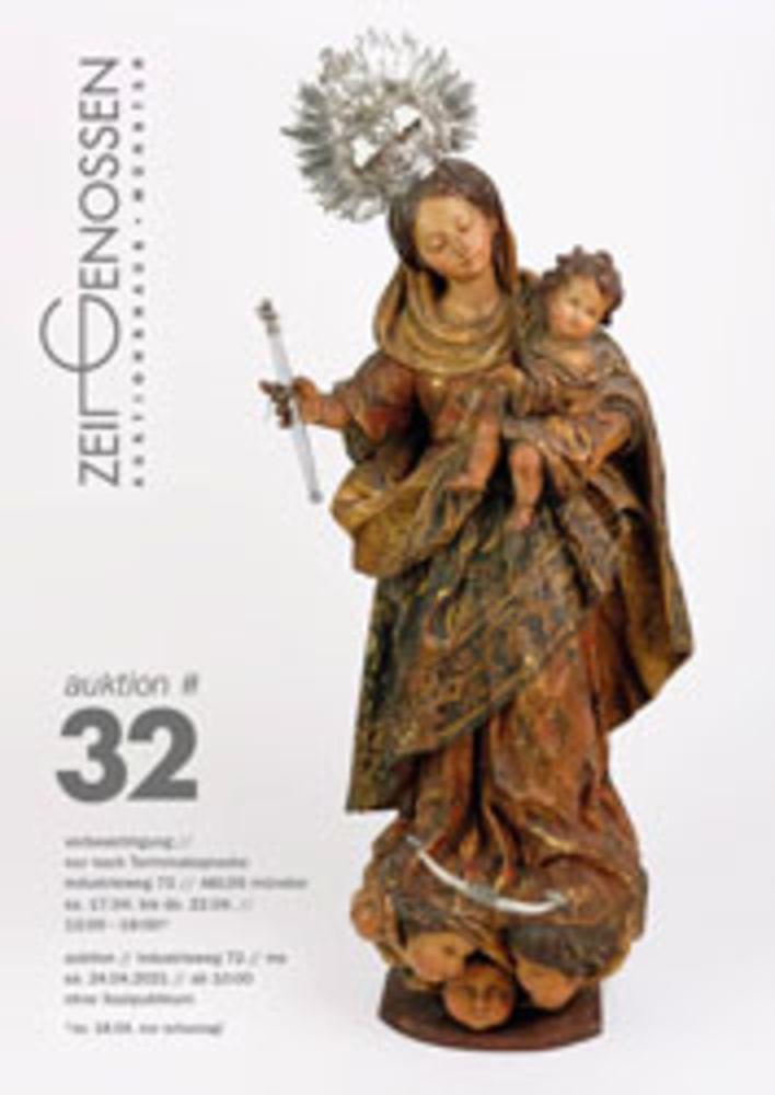 Auktion 32 - Kunst, Antiquitäten, Design