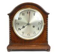 BRACKET-CLOCK, 1920er-Jahre,