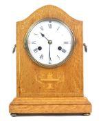 BRACKET-CLOCK, Herst. Philipp Haas & Söhne, um 1900,