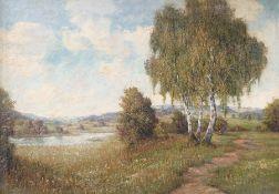 HEINRICHS, Ernst (*1913 †?), Öl/ Lw.,
