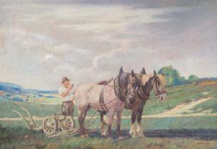 TÄTROW, Walter (*1886 †?), Öl/ Lw.,