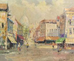 BERNSEN, Corry (*1918 †?), Öl/ Lw.,