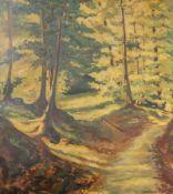 HINGST, A., Deutscher Künstler, 1. H. 20. Jh.,