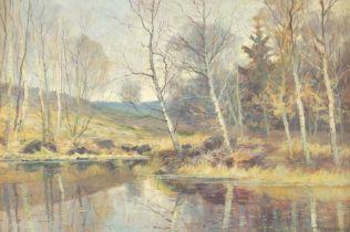 WENNEMOES, Carl (*1889 Birkerød †1965 ebd.), Öl/ Lw.,