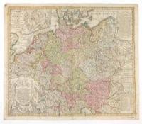 SEUTTER, Matthäus (*1678 Augsburg †1757 ebd),