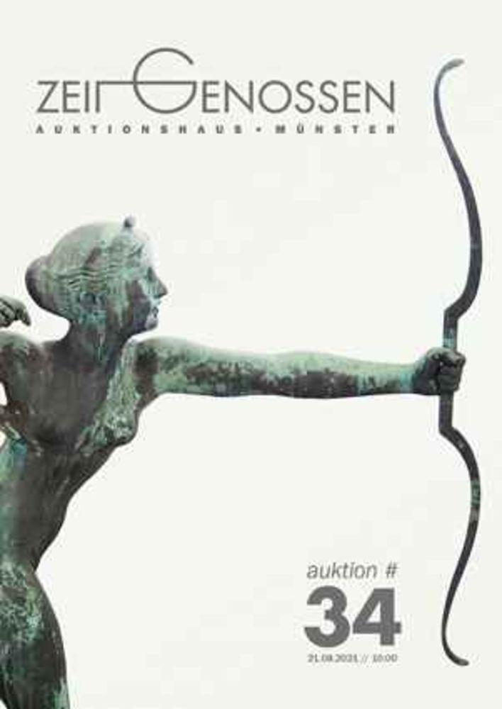 Auktion 34 - Kunst, Antiquitäten, Design