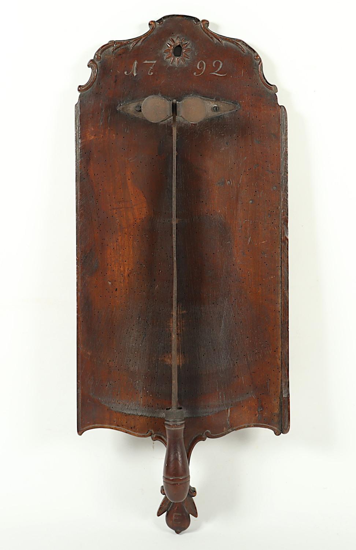 SCHNEIDEBRETT, Holz, Eisenmesser, 80 x