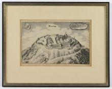 ROTENBERG, Kupferstich, 17,5 x 27,