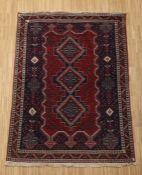 BRÜCKE AFSHARI, Persien, 168 x 130,