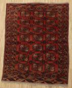 BRÜCKE TEKKE-BOUCHARA ALT, 137 x 106,