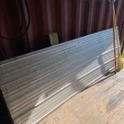 Galvanized metal 3 sheets
