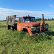 Ford truck for parts