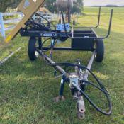 Ezee on Post Pounder- model 2400 -5 hydraulics