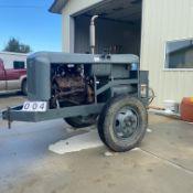 300 amp Lincoln Welder - Ford V8 engine