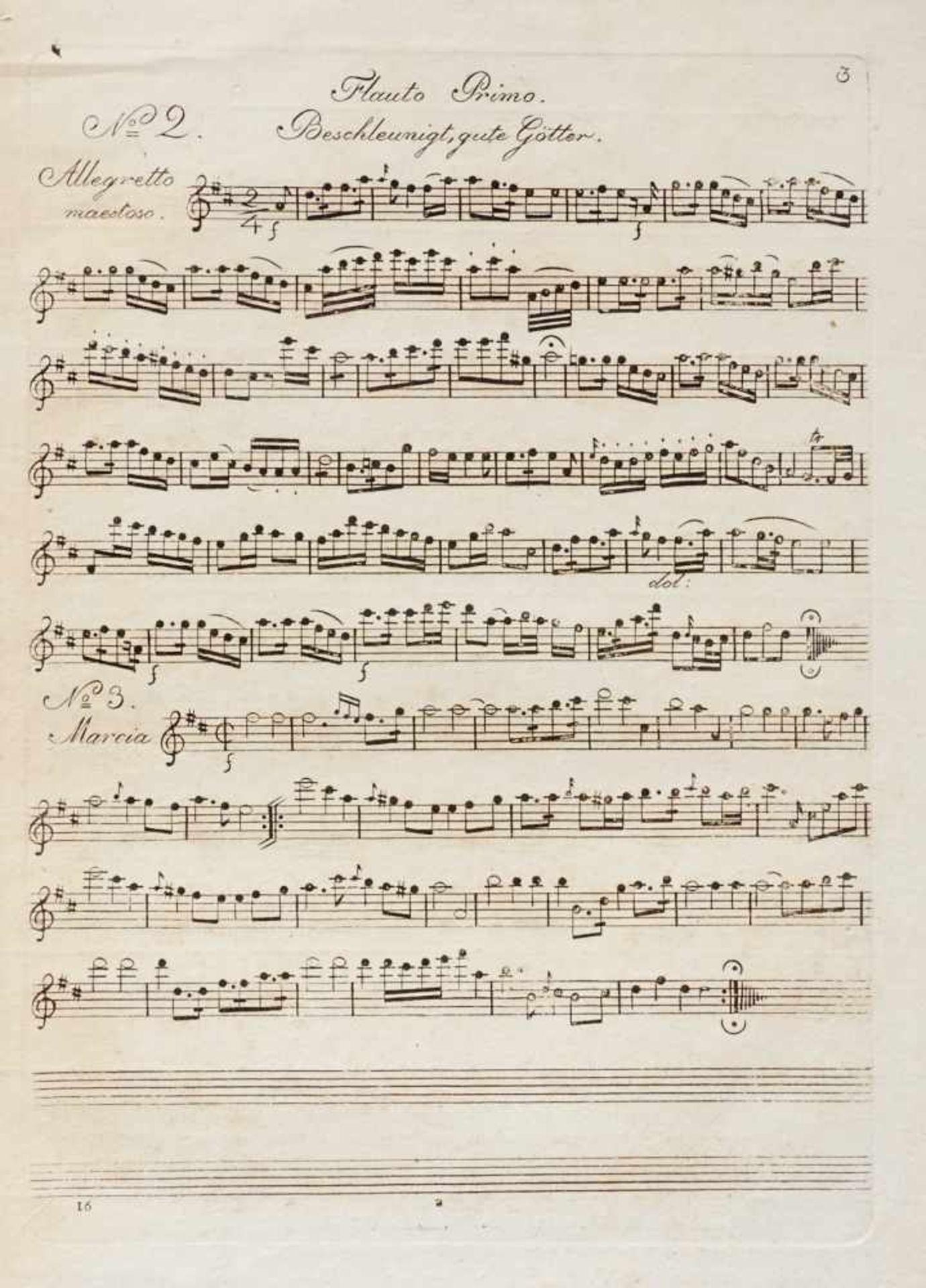 Salieri - Stumpf, (J. Ch.), - Bild 2 aus 2