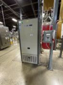 AEC WHITLOCK PACKAGED CHILLER, MODEL GPAC-30, S/N 49F0079, R-410A REFRIGERANT, (1) 7.5 HP